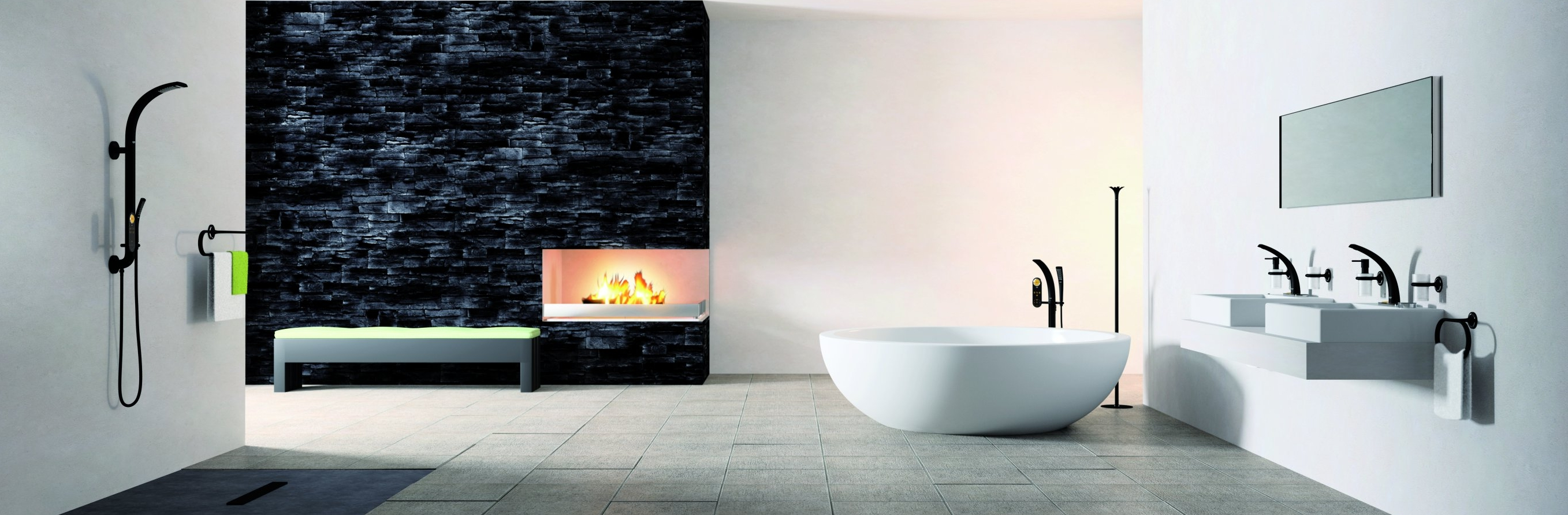 Salle de bain de r ve arzeo bathroom designer for Salle de bain de reve