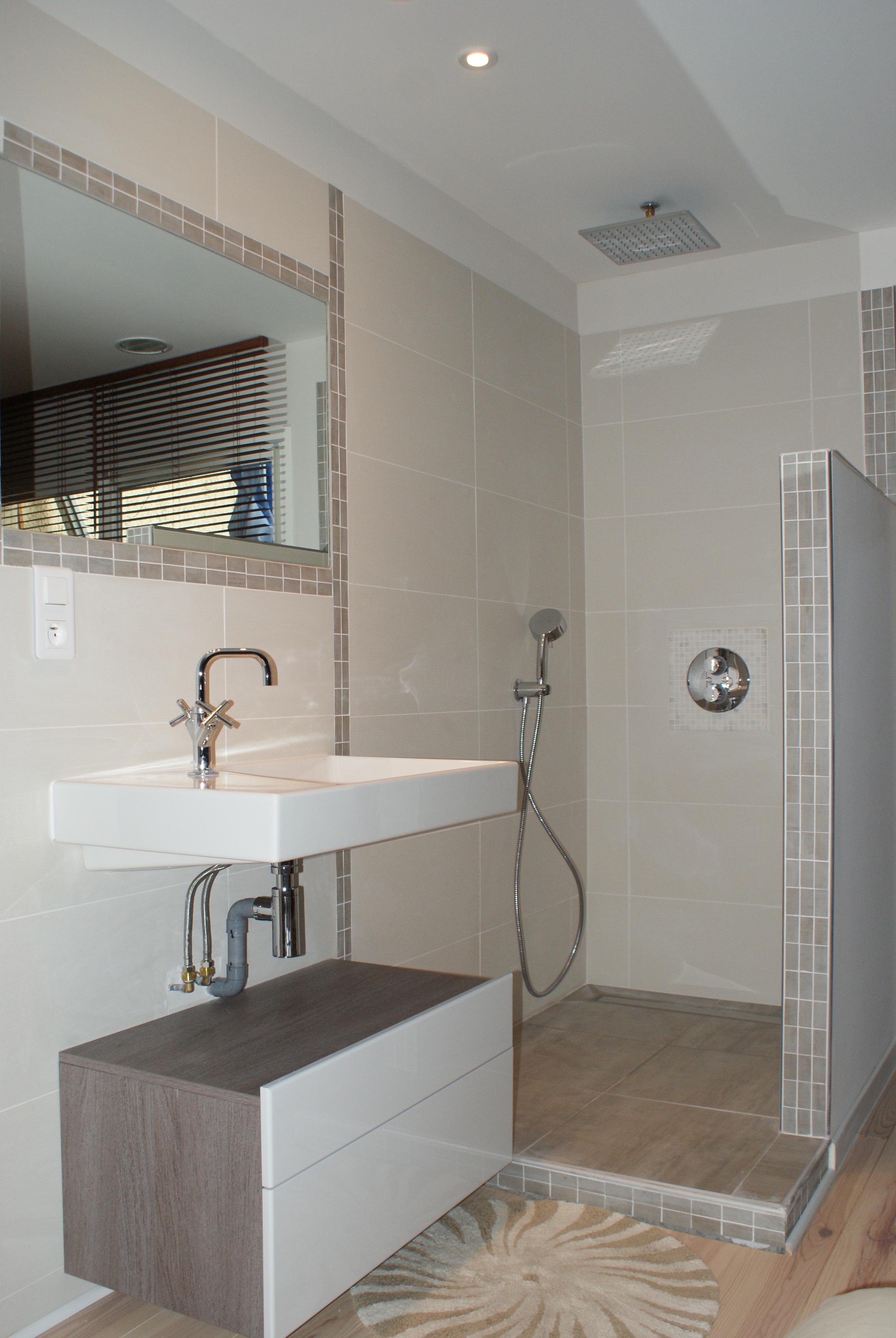 Lavabo et meuble design